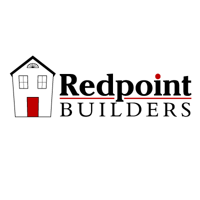 A logo for Redpoint Builders